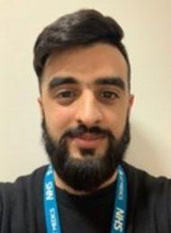 Sohail Hussain : Practice Administrator