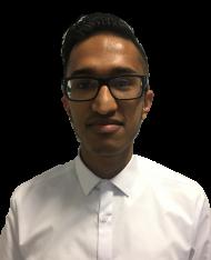Nayeem Hussain : Receptionist