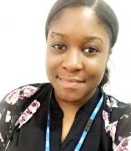 Asia Esdaile : Senior Receptionist