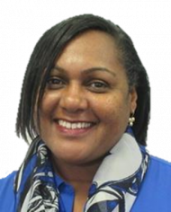 Judith Smith : Receptionist