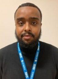 Abubakar Nur : Practice Administrator
