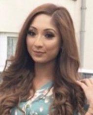 Maarya Choudhury : Receptionist