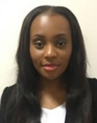 Louise Mansaray : Receptionist