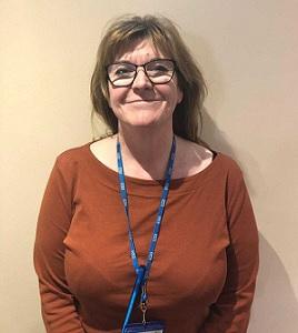 Joanne Ross : Practice Nurse