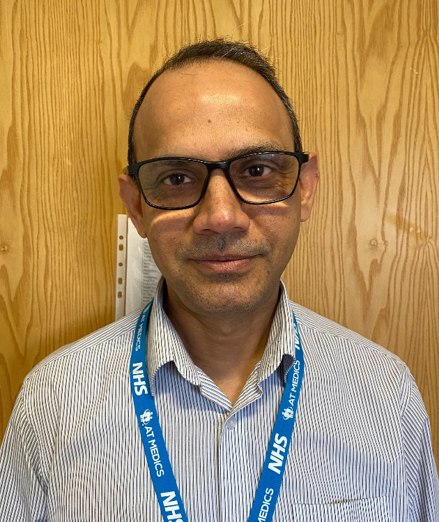 Tahir Yousuf : Healthcare Assistant