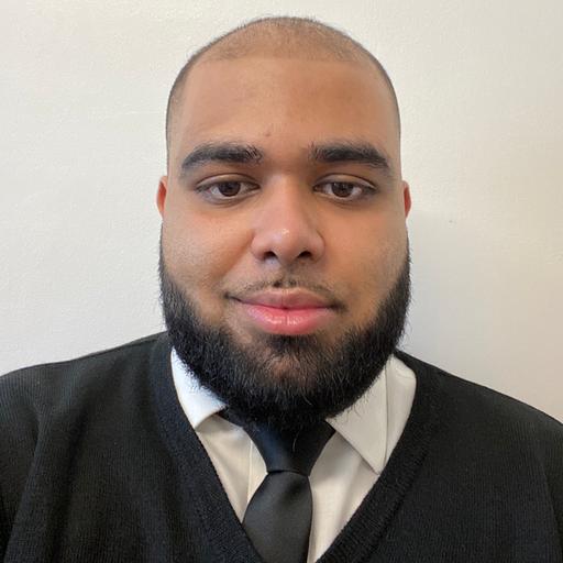 Mohammed Halim : Practice Receptionist