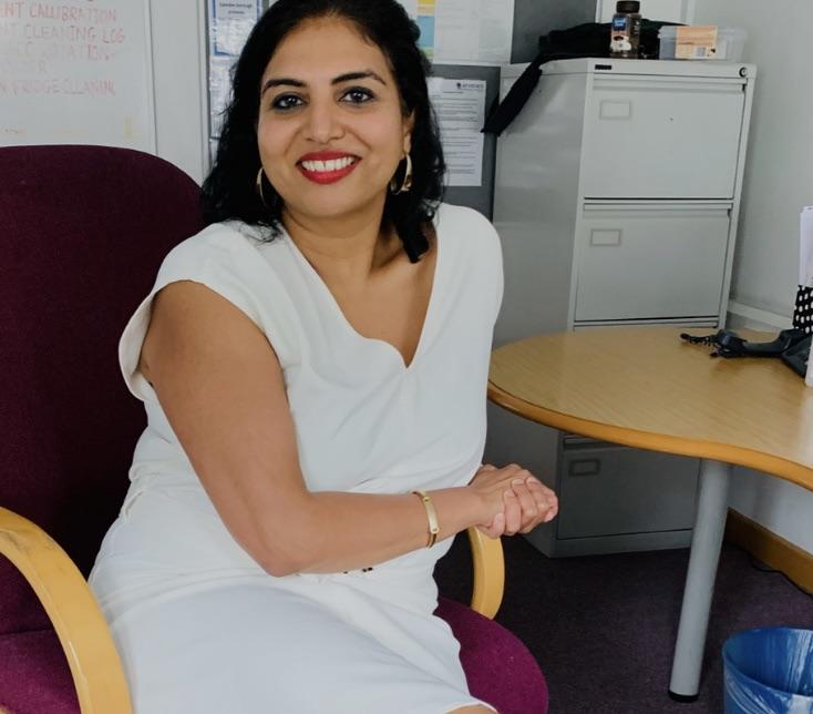 Sindhu Balakrishnan : Regional Manager NWL